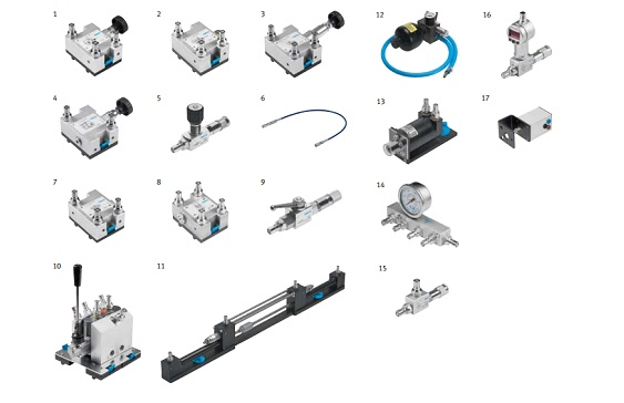 hydraulics training packages