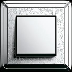 Gira ClassiX Art chrome, touch switch, chrome