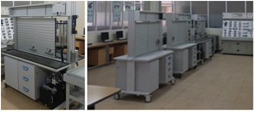 Phòng thực hành thủy khí - ĐH Công nghiệp Hà Nội